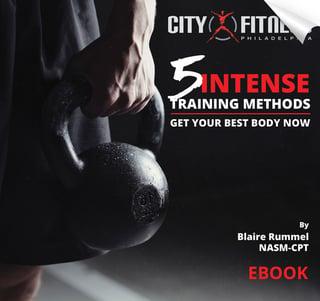 5 intense training methods